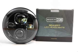 Morimoto 7 Inch & Sealed