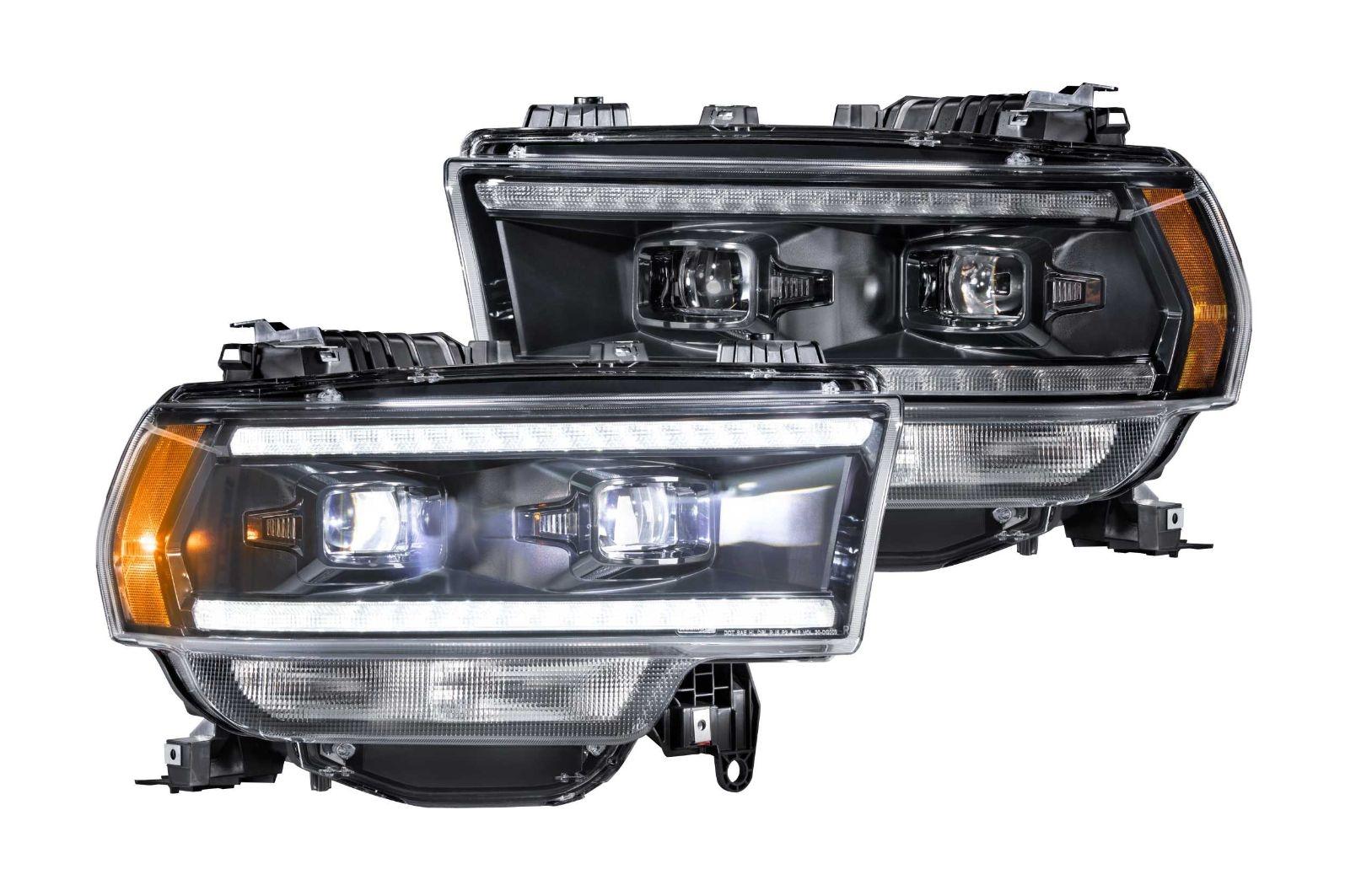 Carbide LED Headlights