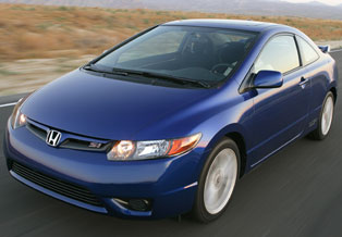 Honda Civic Coupe 06+