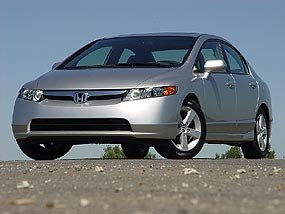 Honda Civic Sedan 06+