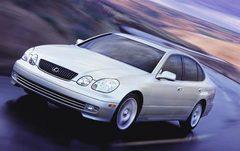 Lexus GS 98-05