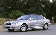 Hyundai Sonata 03-05