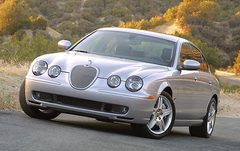 Jaguar S-Type/R 98-04