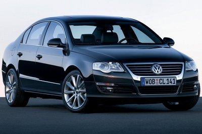 VW Passat 06+