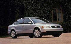 VW Passat 98-01.5