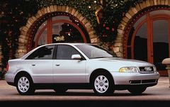 Audi A4 97-00
