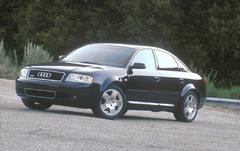 Audi A6 01-04