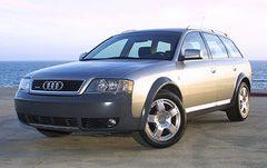 Audi Allroad 01-04
