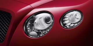 Bentley Headlights