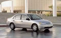 Honda Civic Sedan 01-05