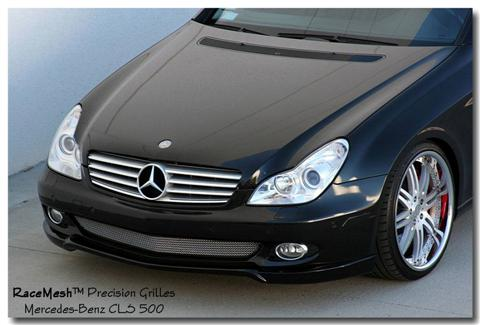 Mercedes-Benz RaceMesh Grills