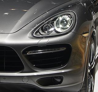 Porsche Headlights