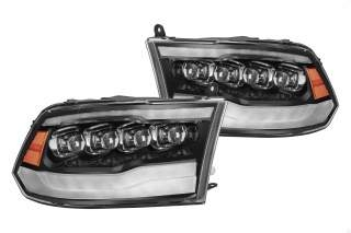Alpharex Headlights