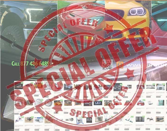 ~Specials and Discounts