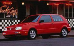 VW Golf/GTI III