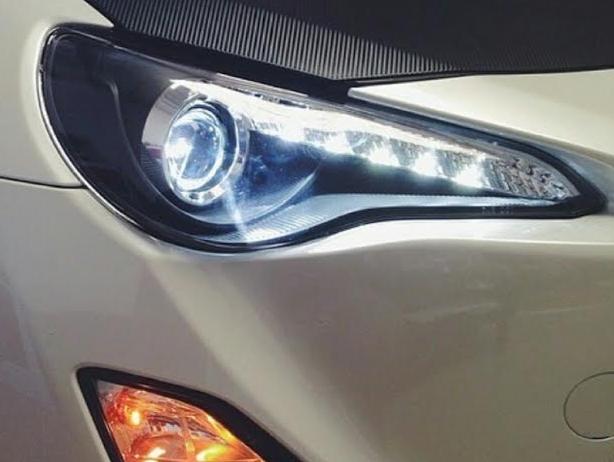 Toyota/Scion Headlights