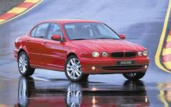 Jaguar X-Type 01-06