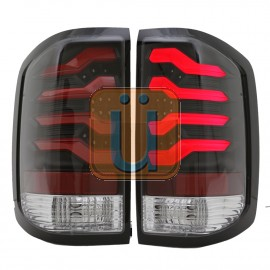 2015-2017 GMC Sierra 3500HD LED Bar Taillights