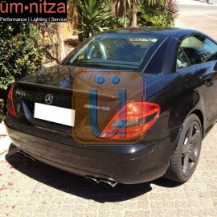 Fits 05-11 Mercedes Benz R171 Slk AMG SLK 200 280 300 Trunk Lid Spoiler Wing PU
