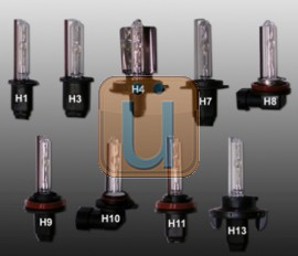 Factory Xenon Replacement Bulbs 35-60W (Choose Model)