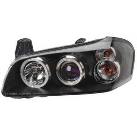Nissan Maxima Projector Headlights with Angel Eyes (00-03)