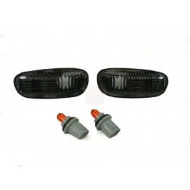 1995-2001 Subaru Classic Impreza DEPO Clear or Black Clear Front Side Marker Lights