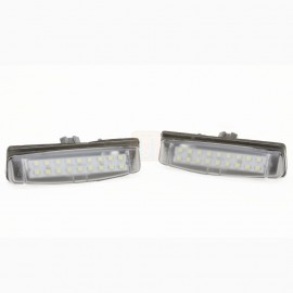 SMD LED License Plate Light Lamp Error Free For Toyota Prius Camry Lexus GS LS