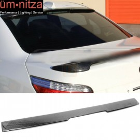 Fits 04-10 E60 5-Series Sedan M5 528i Carbon Fiber (CF) Roof Spoiler