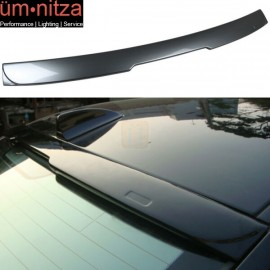 Fits 04-10 Fit BMW E60 5-Series AC Roof Spoiler Painted Space Gray Metallic # A52