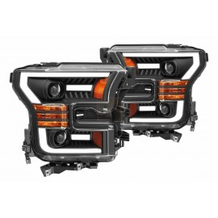 Ford F150 (15-17): AlphaRex Pro Headlights