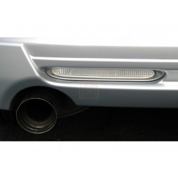 2004-2008 Acura TSX / Euro Accord DEPO Clear or Smoke Rear Bumper Reflector Light