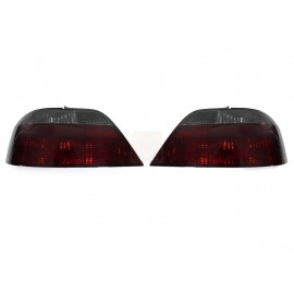 2002-2003 Acura TL DEPO JDM Style Red / Smoke Rear Tail Light Set