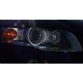 Audi A4 Predator Orion LED Angel Eyes w/ Remote