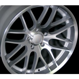 "UMW720 CSL Machined Face Wheels 19"" (set of 4)"