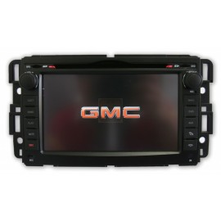 GMC Sierra 07-11 S60 Multimedia Navigation System