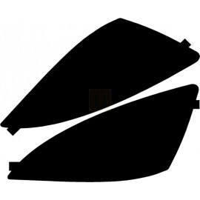 Honda Accord (03-05) Headlight Covers