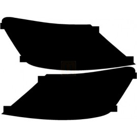 Honda Civic Coupe (06-  ) Tail Light Covers