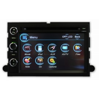 Lincoln MKZ 07-09 Multimedia Navigation System