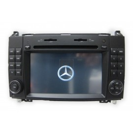 Mercedes Benz 05-11 W169 A-Class + W245 B-Class D99 WindowsCE