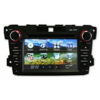 Mazda CX 7 07-09 GPS Navigation Radio
