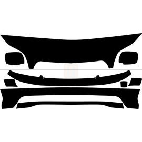 Subaru Legacy (05-07) Paint Protection
