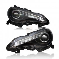 Winjet JDM Style FR-S LED DRL Bi-Xenon Projectors