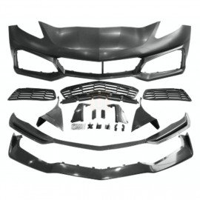 14-19 Chevrolet C7 ZR1 Front Bumper Cover for C7 Base Grand Sport - PP